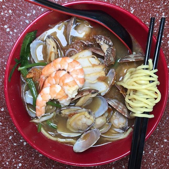Prawn 🦐 Noodles