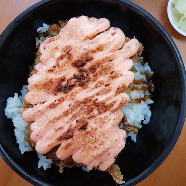 Chicken Mentai Katsu Don