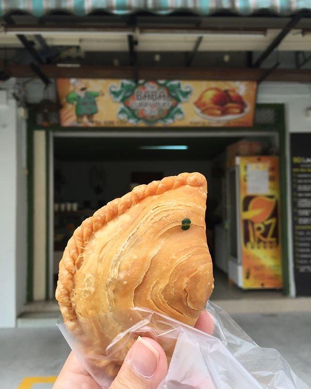 The Baba Curry Puff Café