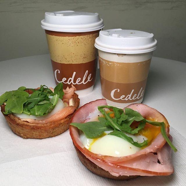 Cedele Bakery Cafe (Tanjong Pagar Centre)