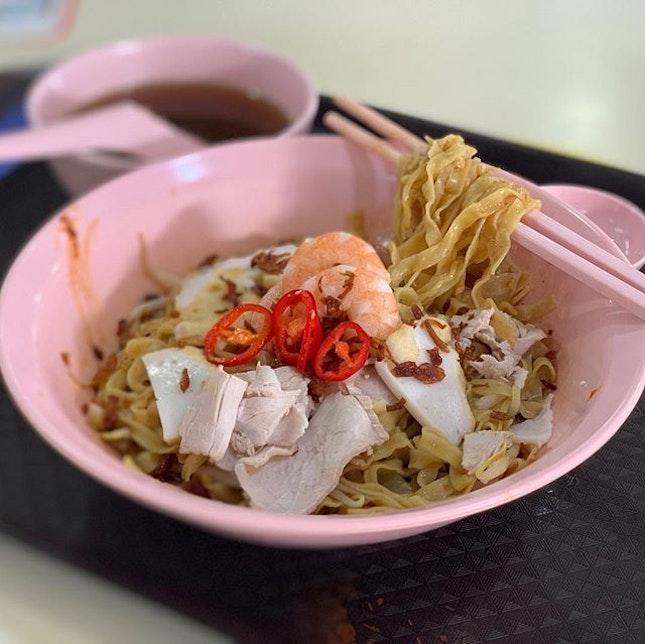 Prawn Noodle Dry