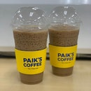 Paik's Coffee (Tiong Bahru Plaza)
