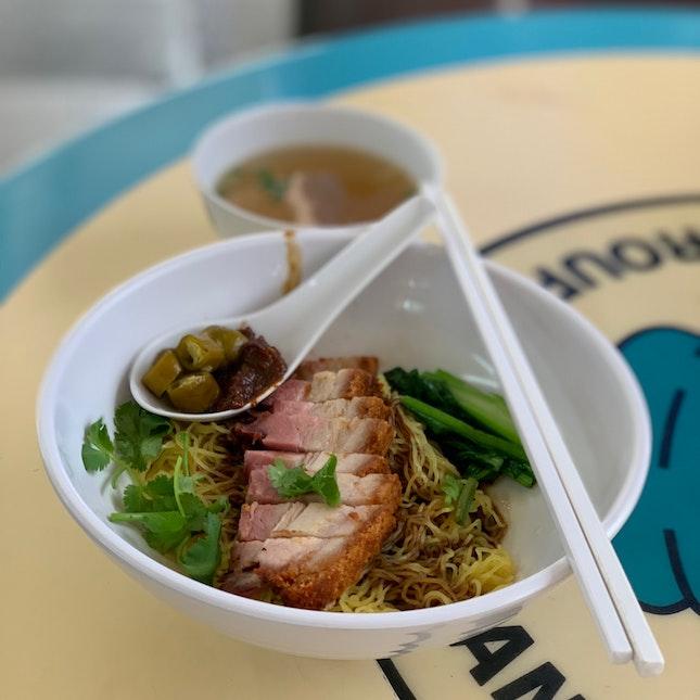 Roasted Pork Noodle