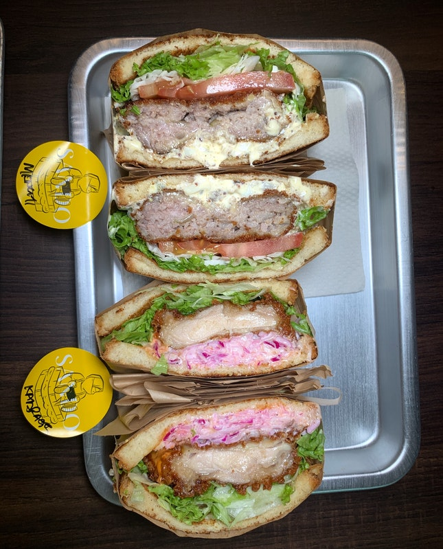 Japanese Style Sandwich