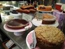 Cakes @ Tray Cafe