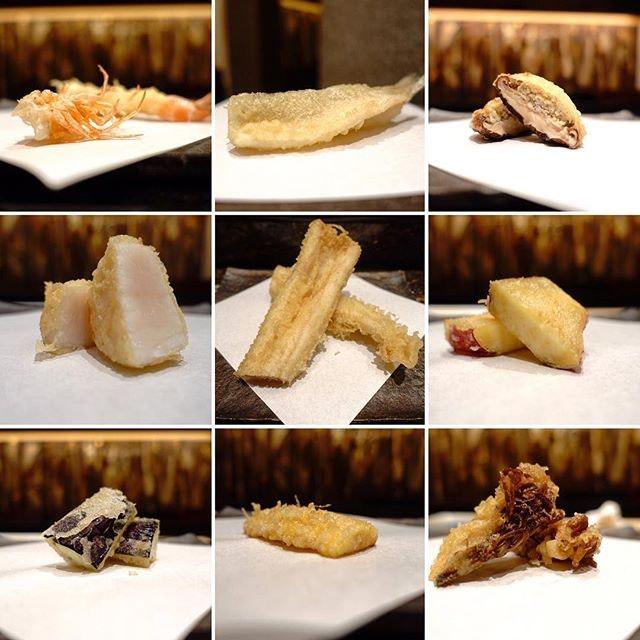 Mizuki Tempura and Sushi