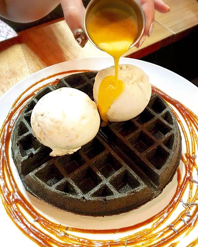 Love The Waffles!