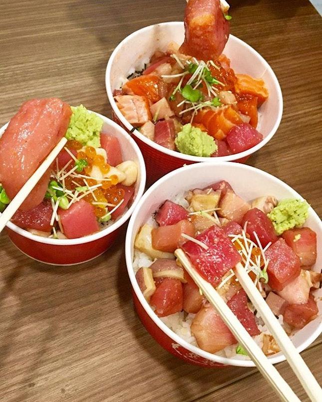 Sashimi fest!!!