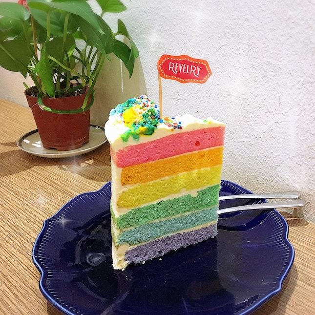 Rainbow Cake Standard Has Dropped :(