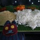 Free-flow rice!