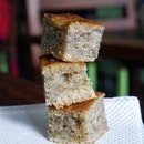 😍 BANANA CAKE 🍌 • NUFF' SAID.