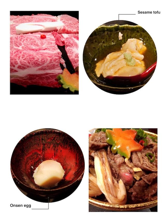 Japanese Wagyu & US Premium Beef Don