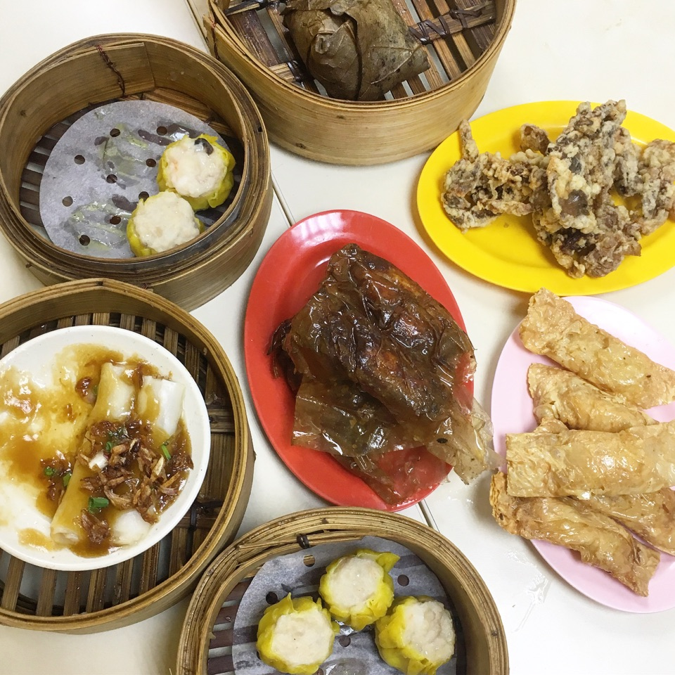 Traditional Cantonese Style