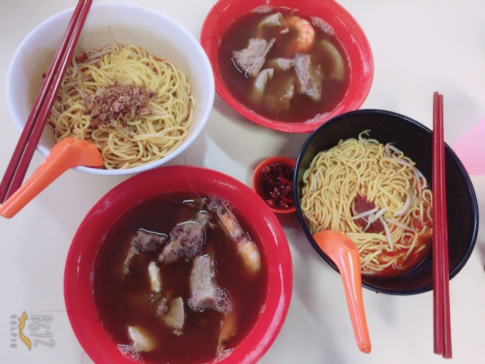 River South Prawn Mee