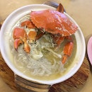 Satisfying Meal Of Crab