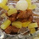 New Dish ~ Gulao Meat On Ice