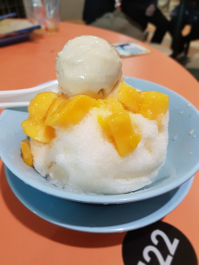 Gangster Mango Ice
