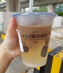 Apple Kurozu Drink