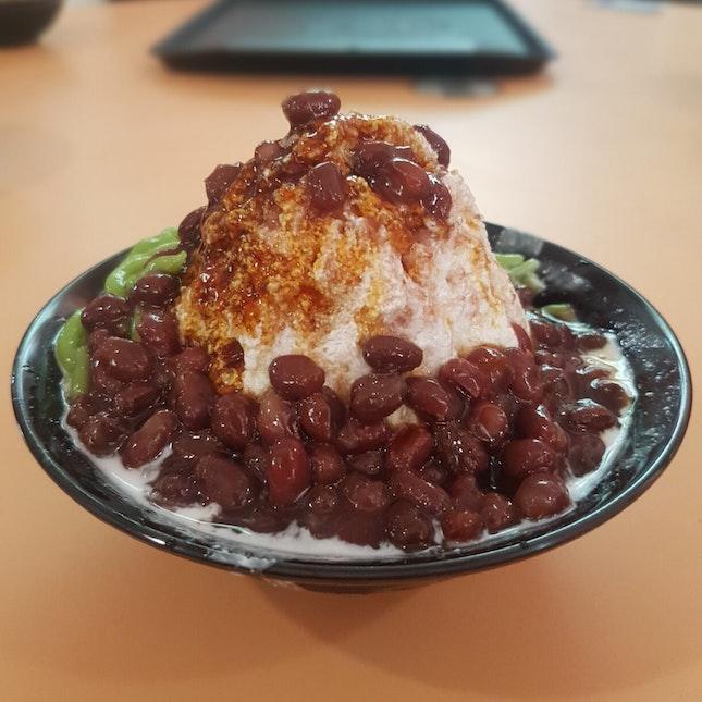 Red Bean (Chendol)