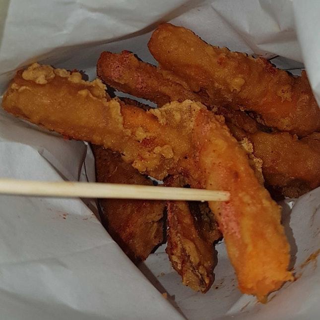 Taiwan Sweet Potato