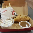 Value Meal 1 PC Chickenjoy Set
