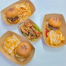 Social Outcast Burgers & Sides