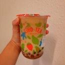 Golden Oolong Oat Latte
