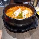 Kimchi Pork Belly Stew