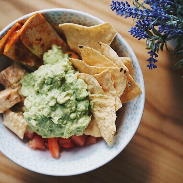 The Guacamonster Salad ($17)