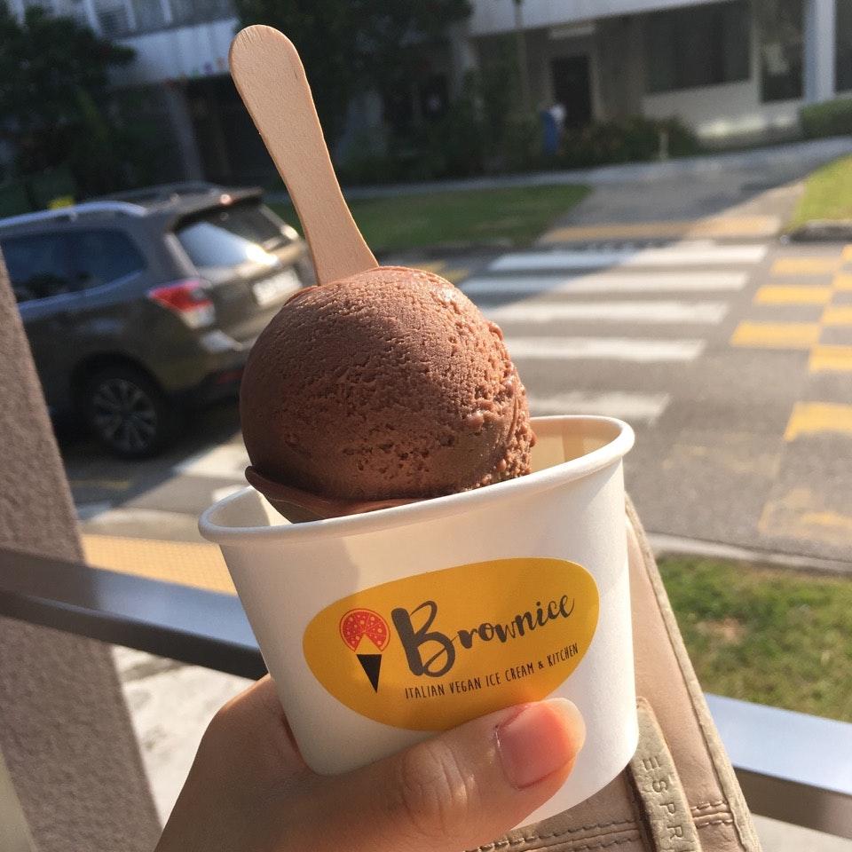 Brownice Ice Cream (Sin Ming)