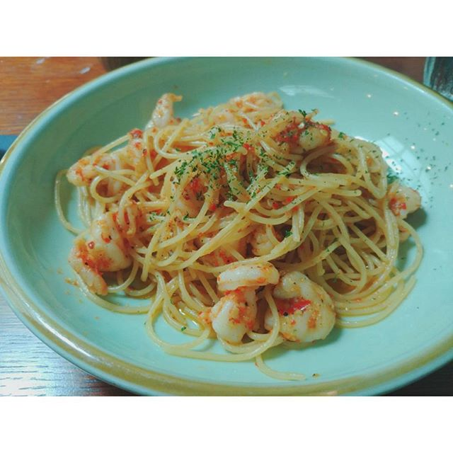 🍴 Pasta lunch at &Sons (@sons.singapore) is always good.