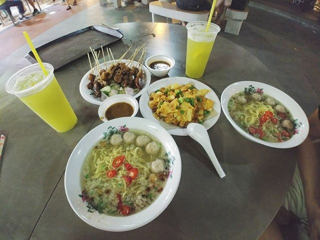 🍴 My first time at the famous Bedok 85 hawker!