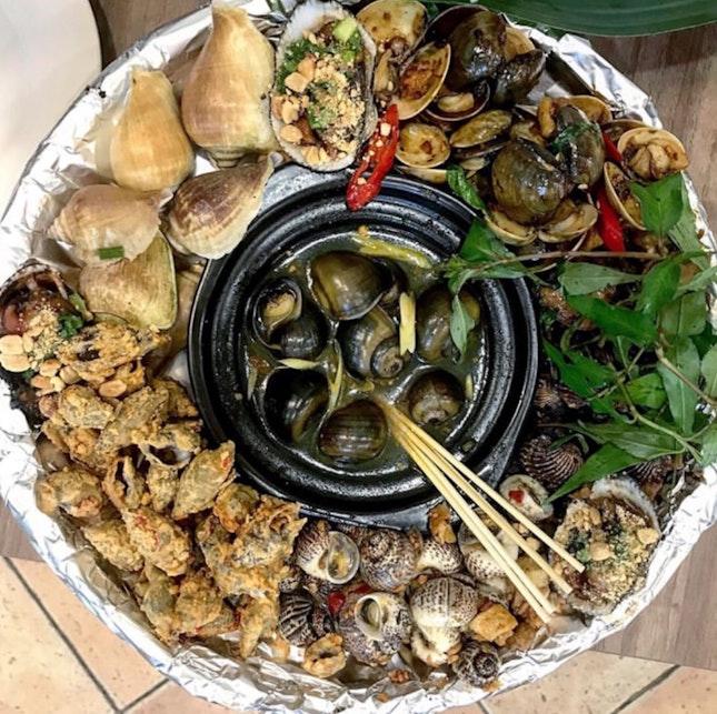 Viet Food In SG