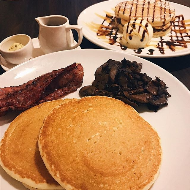 Strictly Pancakes (Prinsep Street)