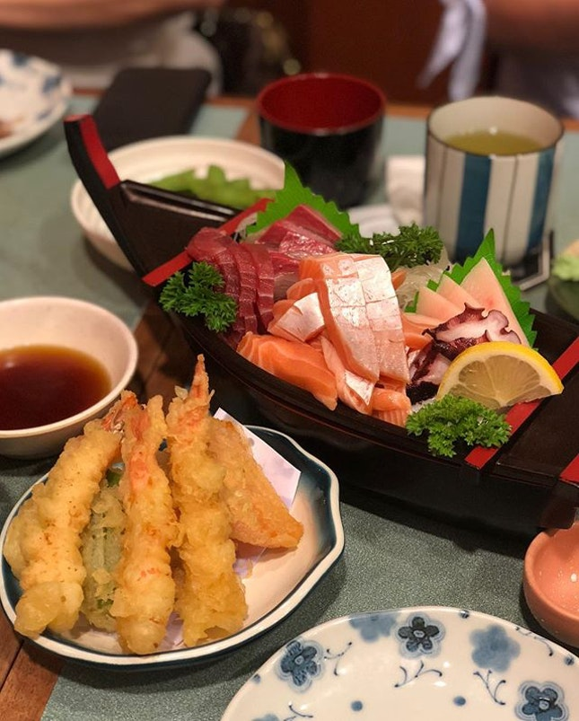 Ikoi Japanese buffet!