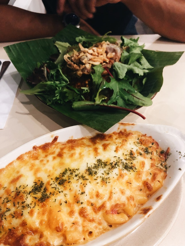 Truffle Mac & Cheese — $17
