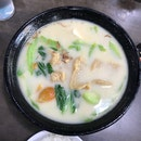 Mixed Fish Soup