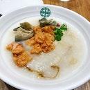 Special Hongkong Congee