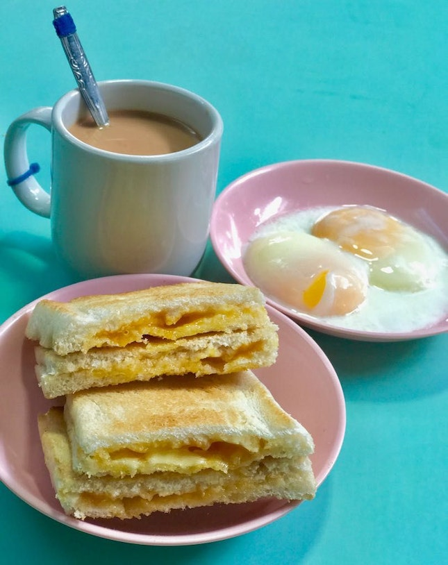 Top 3 Kaya Toast I Have Tasted