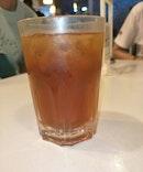 Ice Peach Tea (RM3.70)