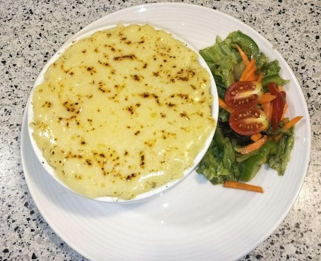 Chicken Cottage Pie (RM18.90)