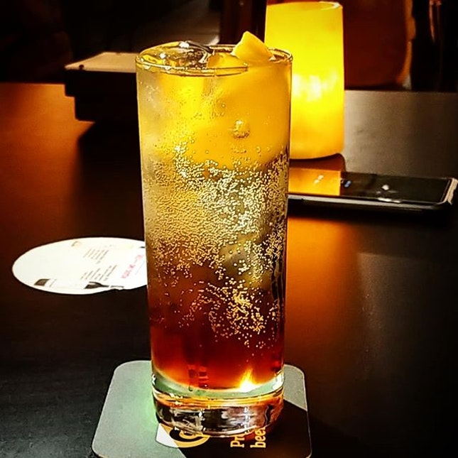 Mixtures of high octane & non alcoholic quenchers offer cool respite, granted our blistering climate in recent months.