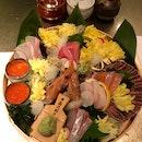 Sashimi Platter For 2