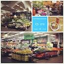 #windowshopping #time at #localmarket #again #wherethelocalgo #lesstouristy #whatthelocaleat #instafood #foodporn #foodlover #burpple #instaview #instalongweekend #southmelbournemarket #melbourne #australia #felztravelfootprint2015 #melbournetripday5 #aus