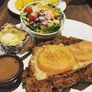 #carboreload #continue #breadedporkroma #yumz #friedfood #cravingfixed #instafood #foodporn #foodlover #burpple #instaweekend #astonsspecialities #felzfooddiary