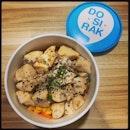 #eatclean #nottodiet #eathealthy #tastegood #shakebibimbap #dosirak #friyay #instafood #foodporn #foodlover #burpple #instalunch #dosiraksg #felzfooddiary