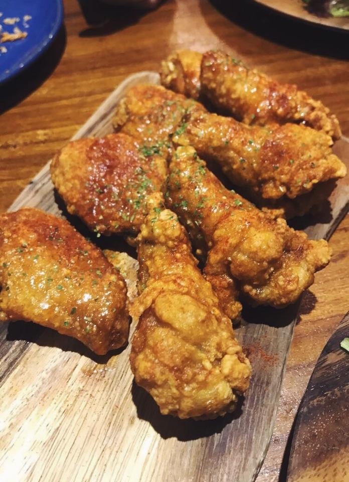 honey paprika chicken wings