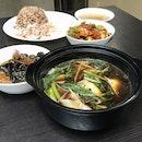 Vegan Kway Chap and Petai rice set from VegePot!