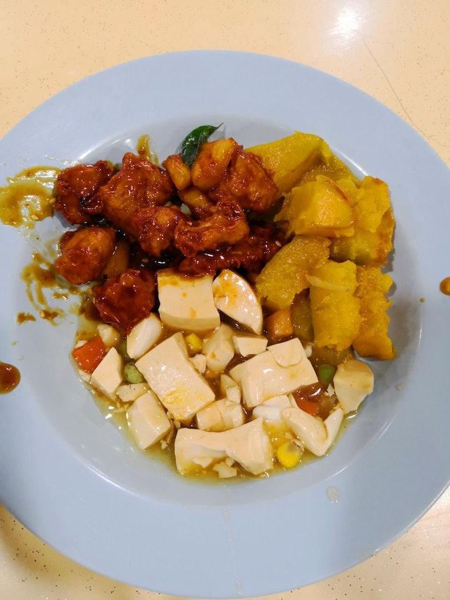 Hawker Food Fare