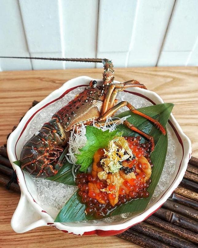 Sushi Jiro @ Marina Mandarin